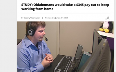 RealBusinessSavings.com feature on OKCFOX